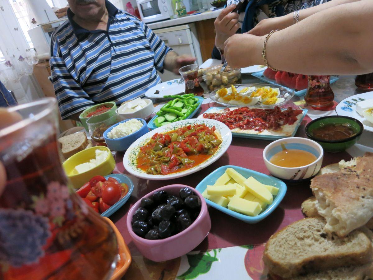 Amazing Türkisches Frühstück