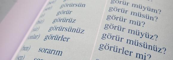 Türkisch ist lernbar